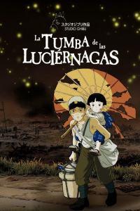 La tumba de las luciérnagas (1988) HD 1080p Latino