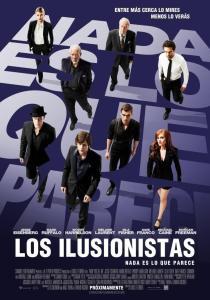 Los Ilusionistas: nada es lo que parece (2013) HD 1080p Latino
