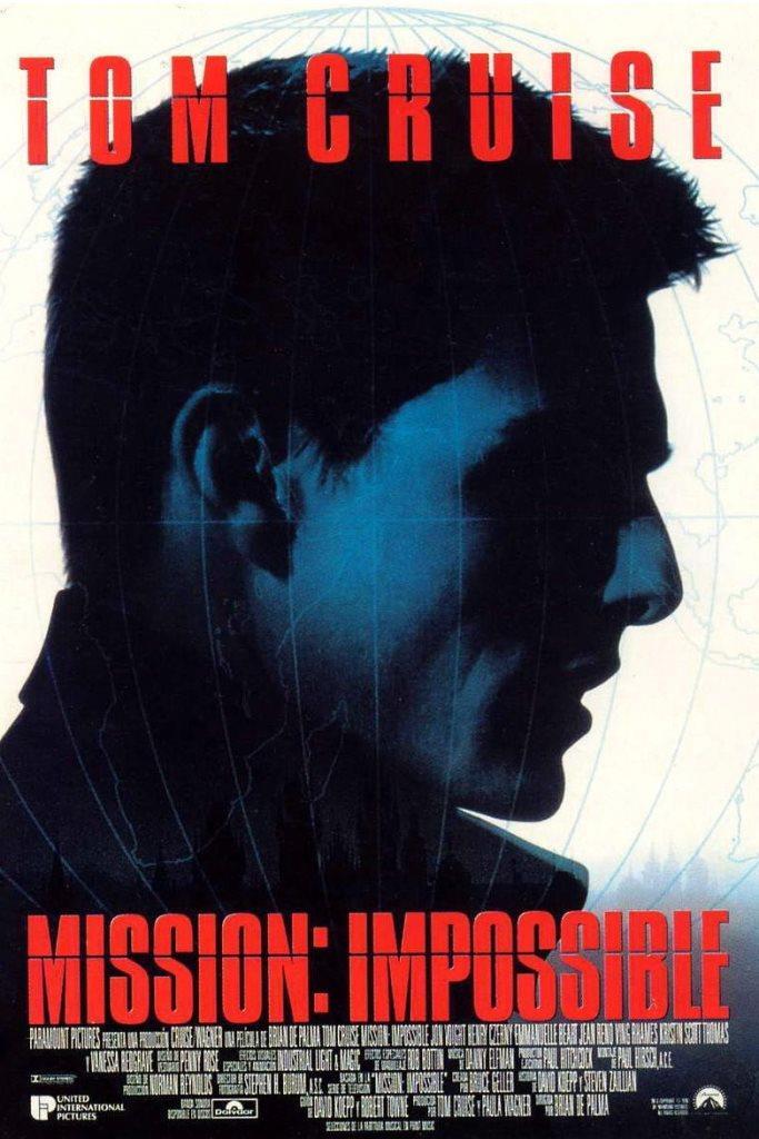 Misión imposible (1996) HD 1080p Latino