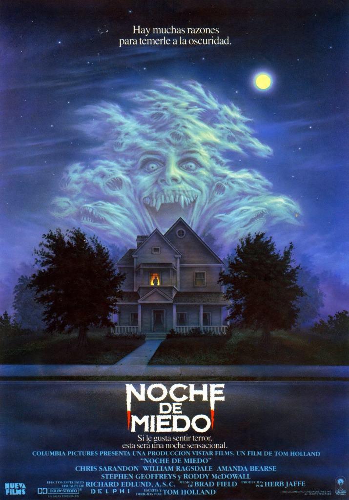 Noche de miedo (1985) HD 1080p Latino