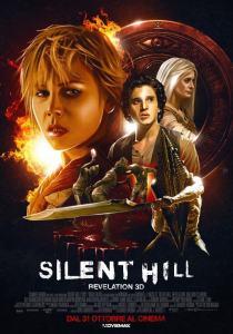 Terror en Silent Hill 2: Revelación (2012) HD 1080p Latino