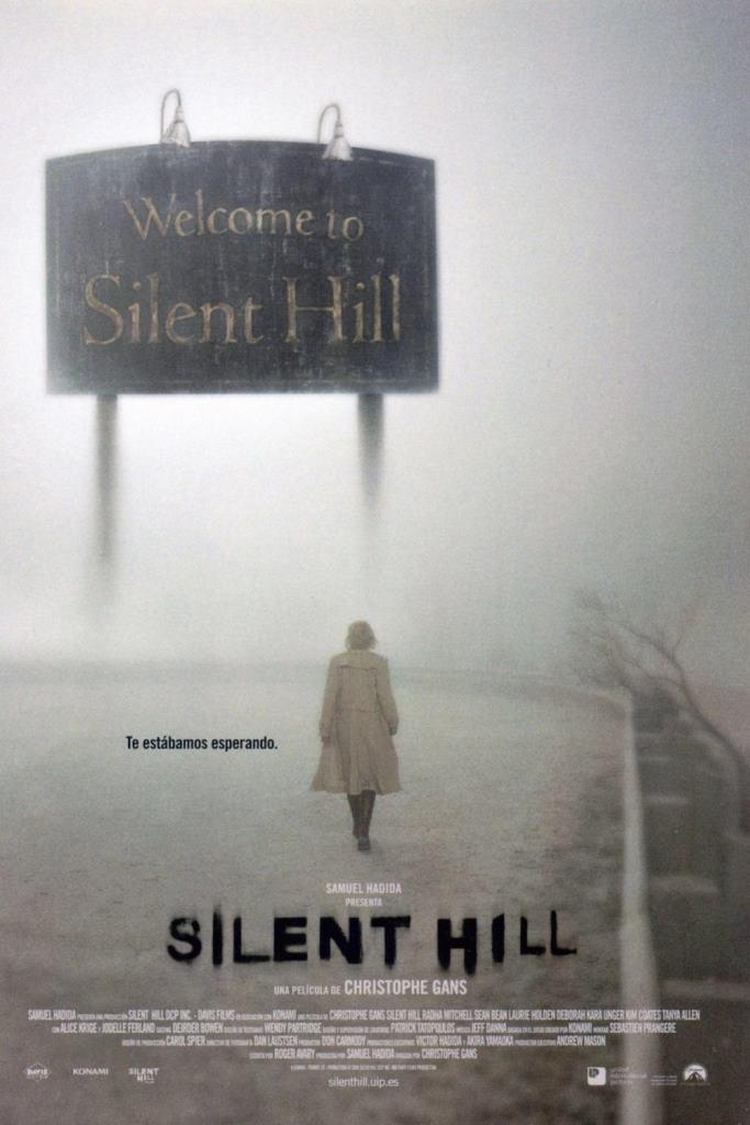 Terror en Silent Hill (2006) HD 720p Latino