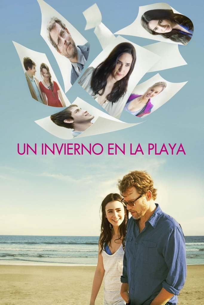 Un invierno en la playa (2013) HD 1080p Latino