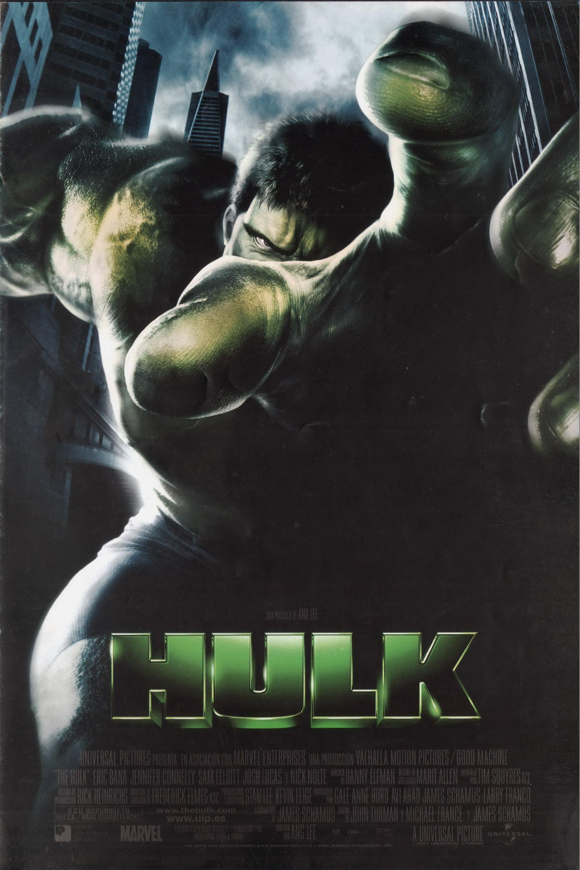 Hulk: El hombre increible