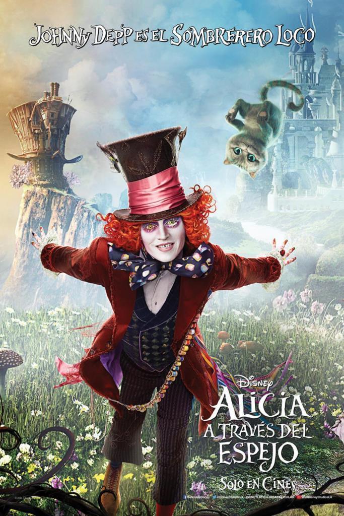 Alicia a través del espejo (2016) HD 1080p Latino