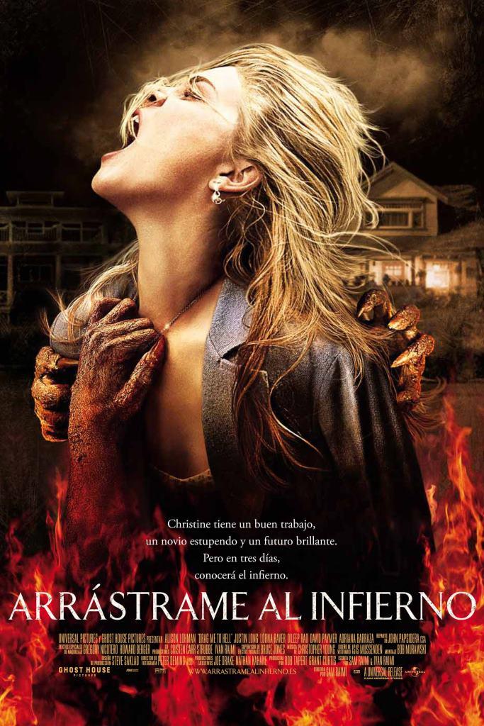 Arrástrame al infierno (2019) HD 1080p Latino