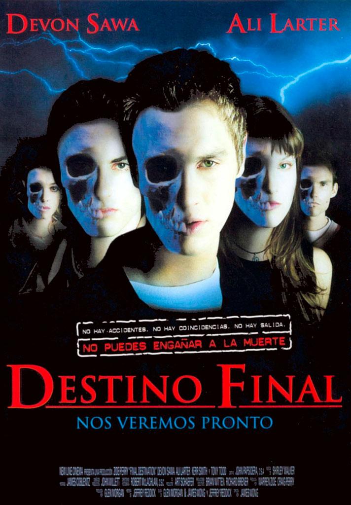 Destino final (2000) HD 1080p Latino