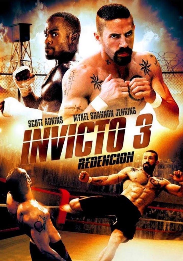 Invicto 3: Redención (2010) HD 1080p Latino