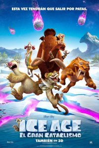 Ice Age: El gran cataclismo (2016) HD 1080p Latino
