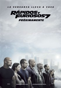 Rápidos y Furiosos 7 (2015) HD 1080p Latino