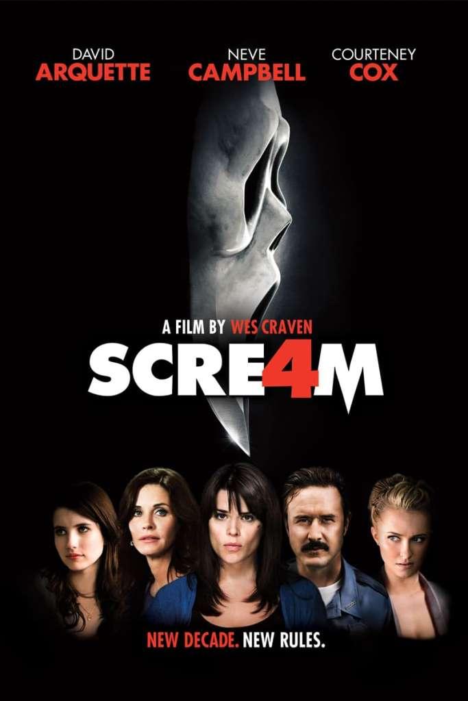 Scream 4: Grita de nuevo (2011) HD 1080p Latino