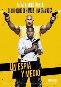 Un espía y medio (2016) HD 1080p Latino