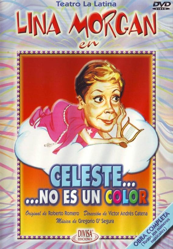Celeste… no es un color