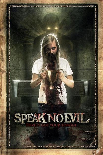 No hables con el diablo (Speak No Evil)