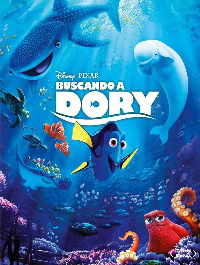 Buscando a Dory (2016) HD 1080p Latino
