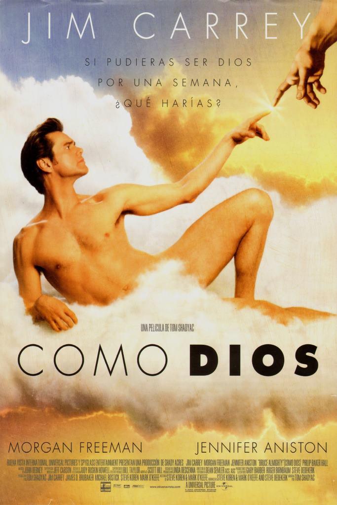 Como Dios (2003) HD 1080p Latino