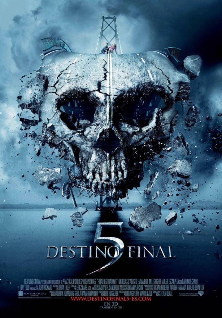 Destino final 5 (2011) HD 1080p Latino
