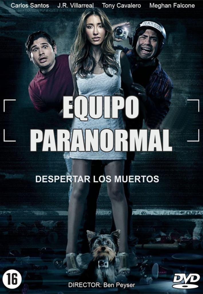 Equipo paranormal (2013) HD 1080p Latino
