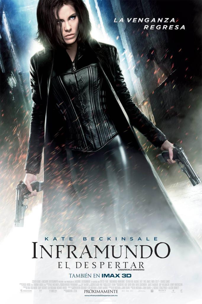 Inframundo 4: El despertar (2012) HD 1080p Latino