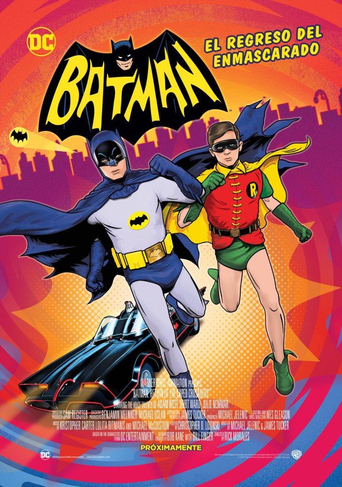 Batman: El regreso de los cruzados enmascarados