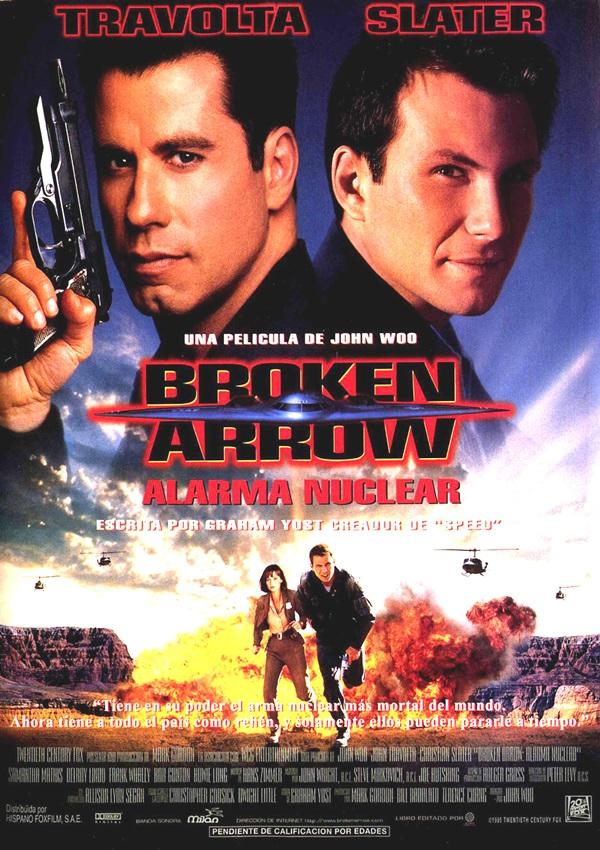 Broken Arrow: Alarma nuclear