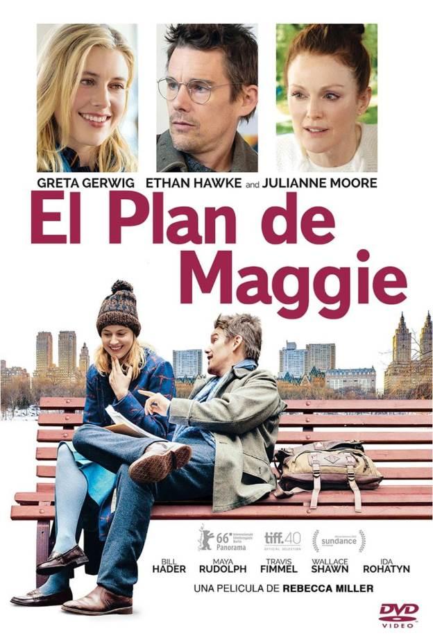 El plan de Maggie