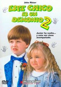 Este chico es un demonio 2 (1991) DVD-Rip Latino