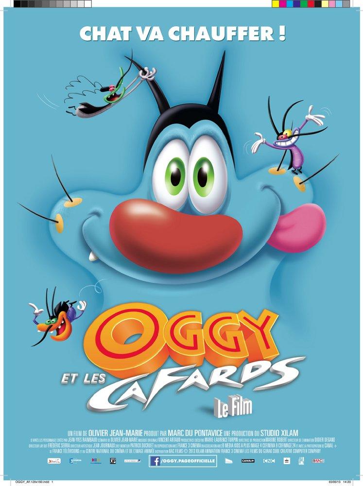 Oggy y las cucarachas