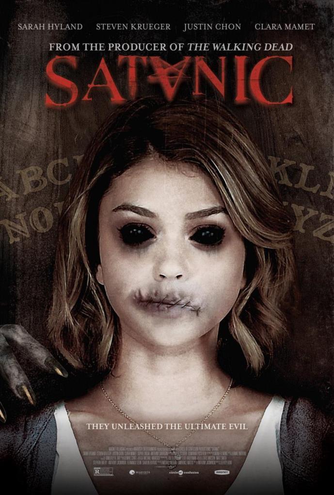 Satanic: El juego del demonio (2016) HD 1080p Latino