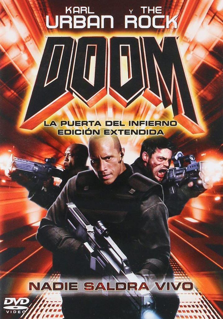 Doom: la puerta del infierno (2005) HD 1080p Latino