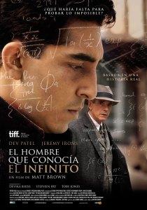 El hombre que conocía el infinito (2016) HD 1080p Latino