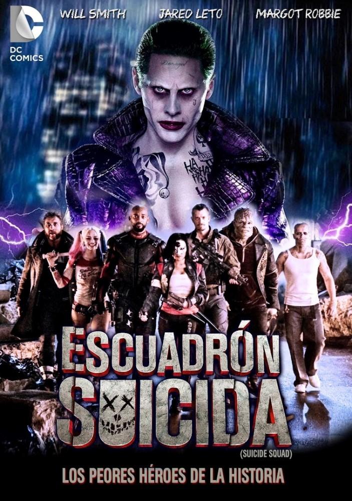 Escuadrón suicida (2016) HD 1080p Latino