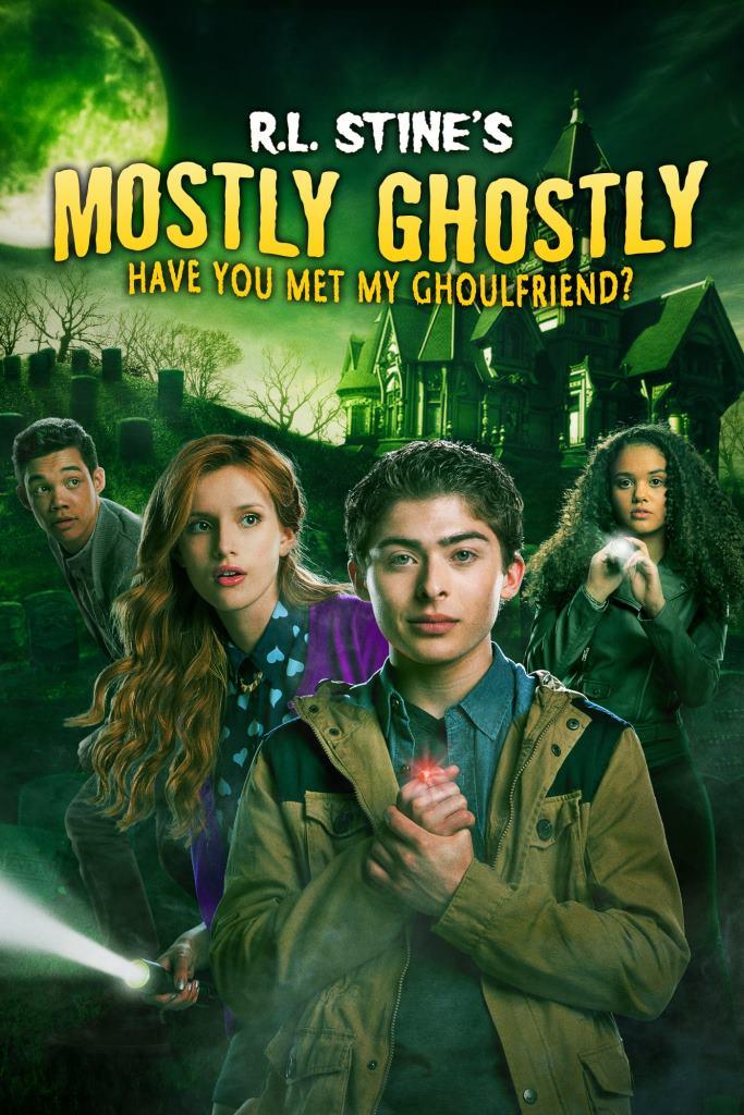 Fantasmas a Mogollón 2: Mi amiga fantasmagórica (2014) HD 1080p Latino