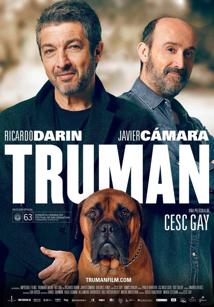 Truman (2015) HD 1080p Latino