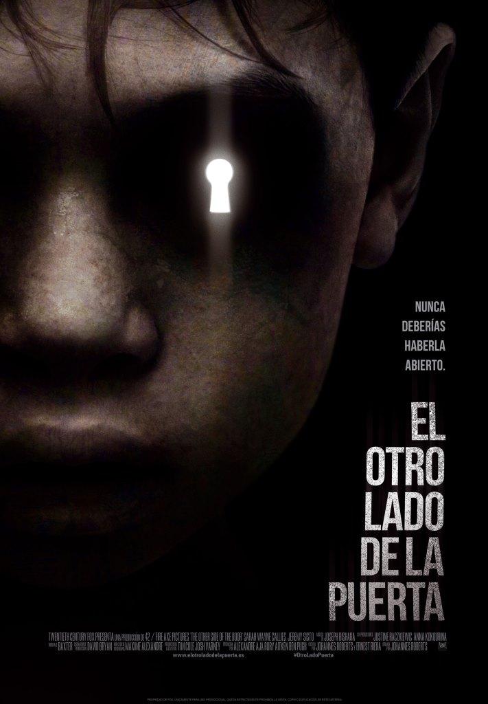 El otro lado de la puerta (2016) HD 1080p Latino
