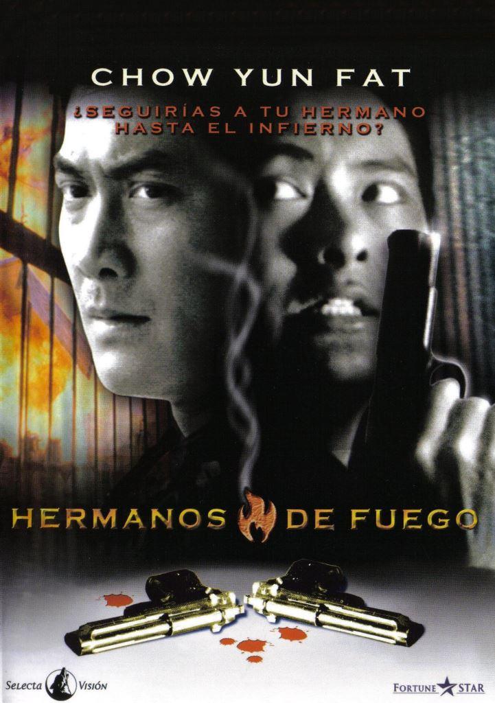 Hermanos de fuego (1987) DVD-Rip Castellano
