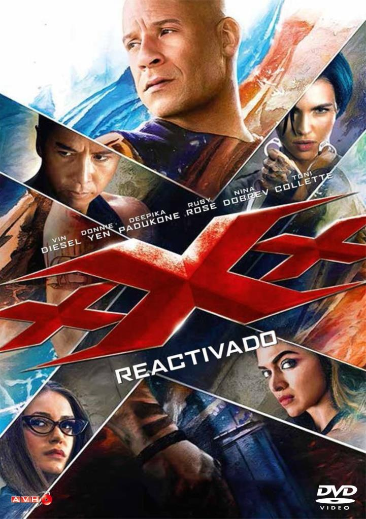 xXx: Reactivado (2017) HD 1080p Latino