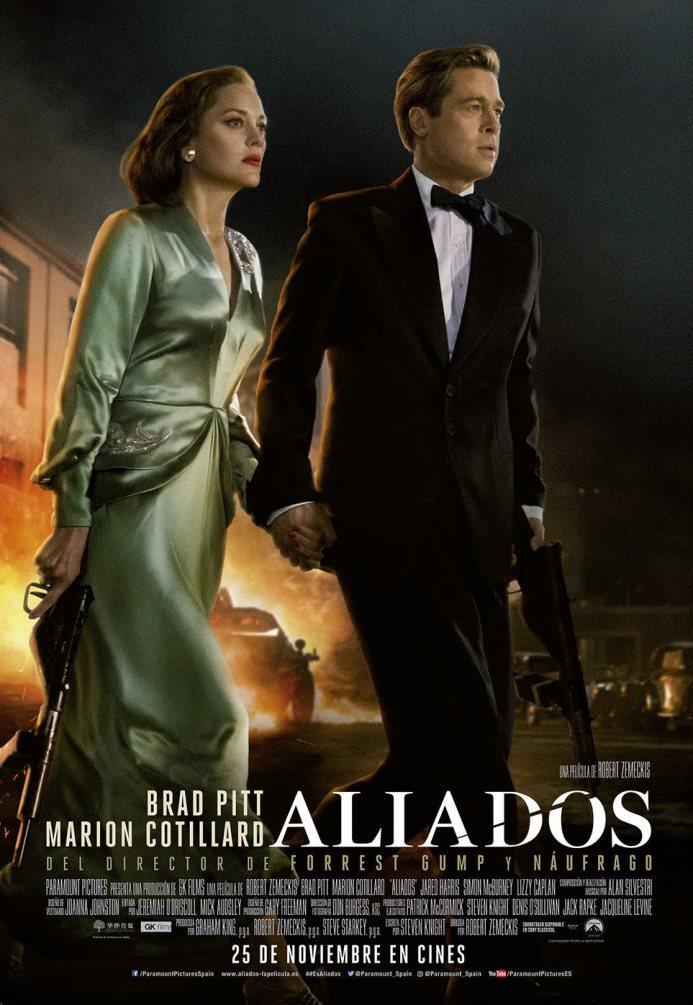 Aliados (2016) HD 1080p Latino