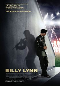 Billy Lynn: Larga caminata al medio tiempo