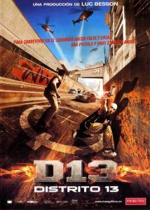 Distrito 13 (2004) HD Latino