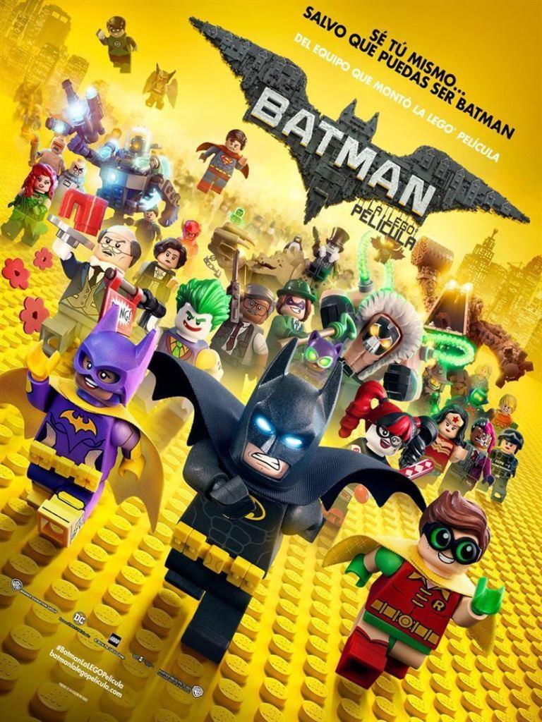 Batman: La LEGO película (2017) HD 1080p Latino