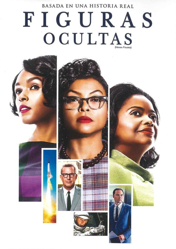 Figuras ocultas (2016) HD 1080p Latino