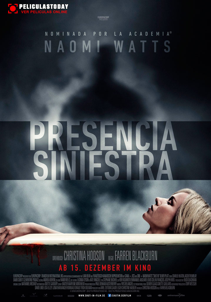 Presencia siniestra (2016) HD 1080p Latino