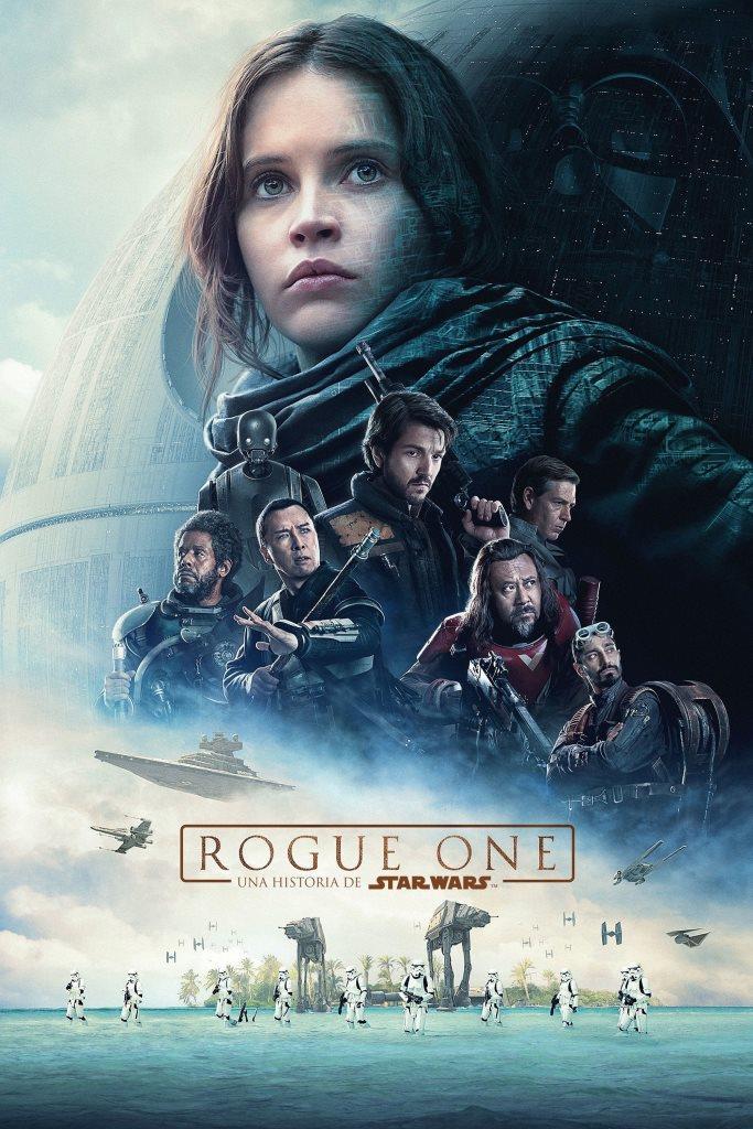 Rogue One: Una historia de Star Wars (2016) HD 1080p Latino