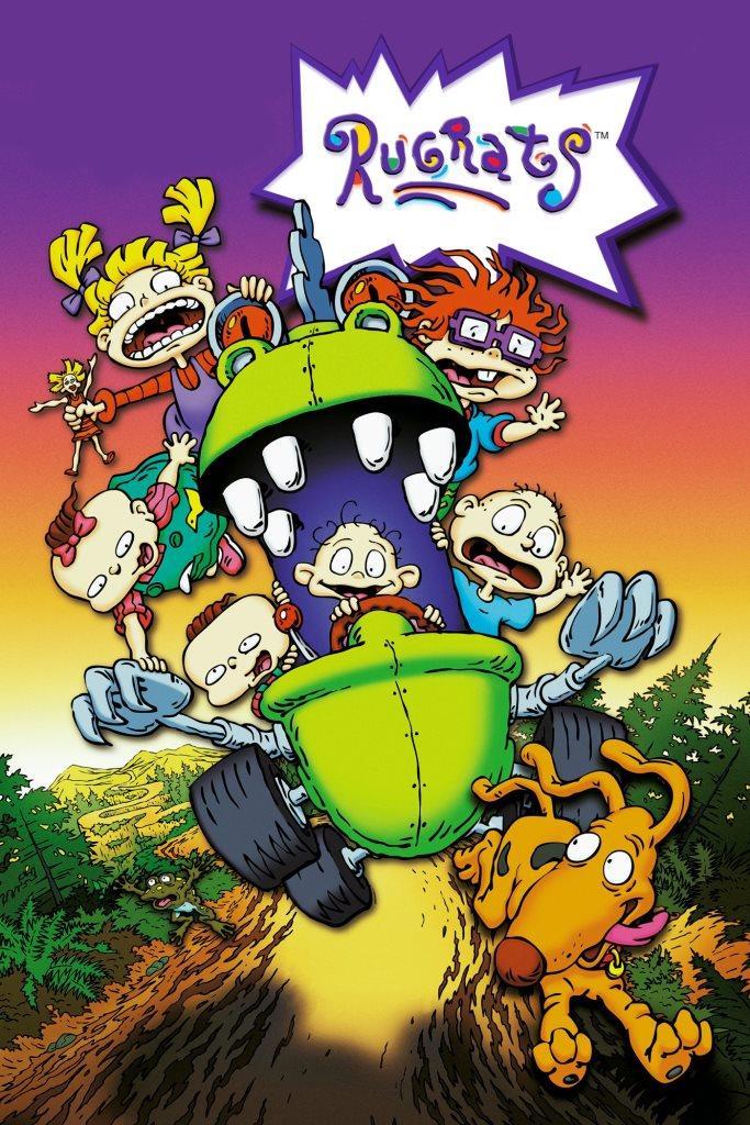 Rugrats: La película – Aventuras en pañales