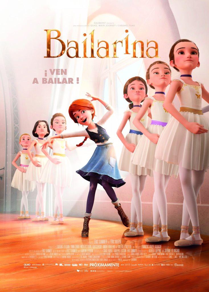 Bailarina (2016) HD 1080p Latino