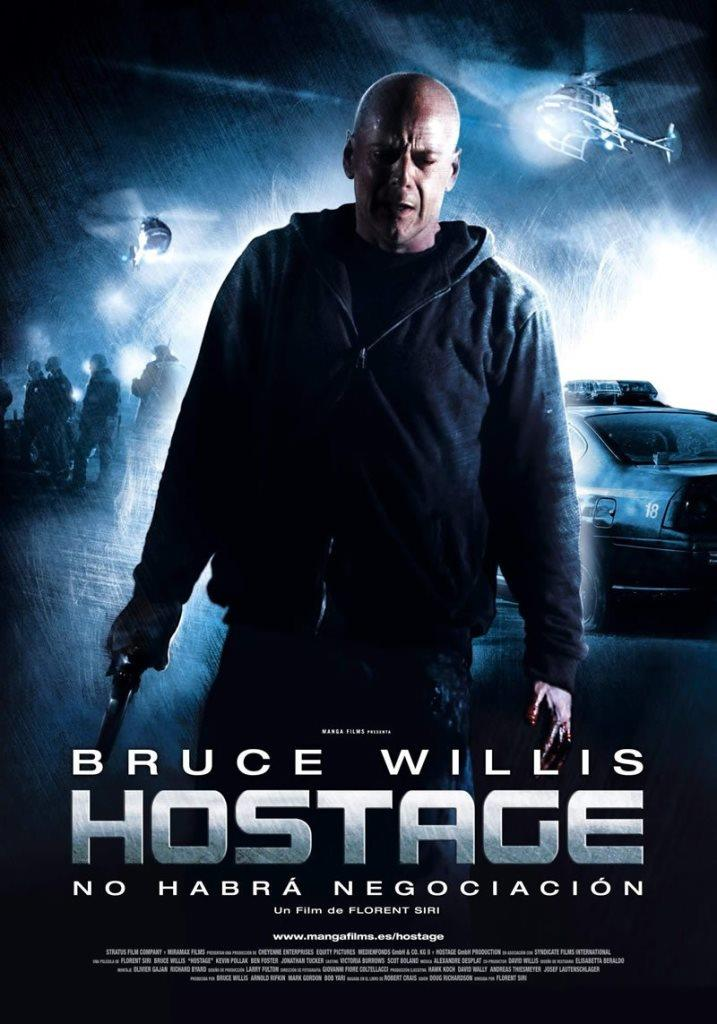 Hostage (Bajo amenaza)