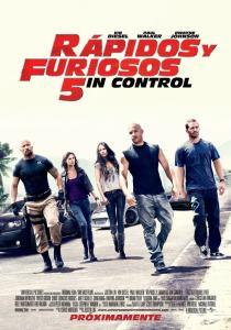 Rápidos y Furiosos 5: Sin control (2011) HD 1080p Latino