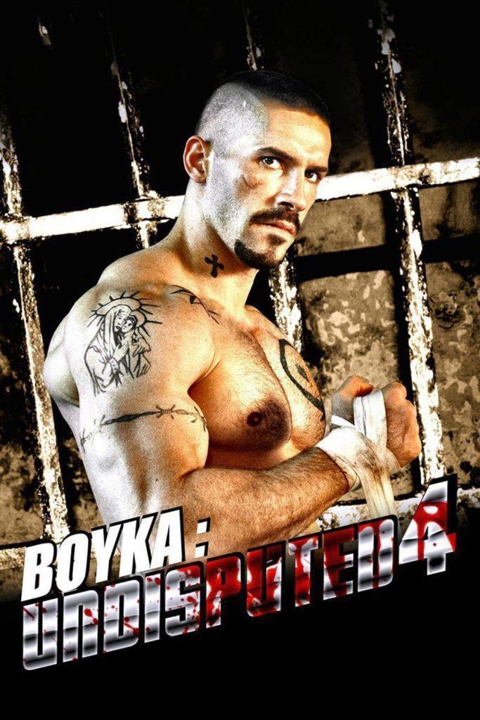 Invicto IV: Boyka a vuelto (2016) HD 1080p Latino
