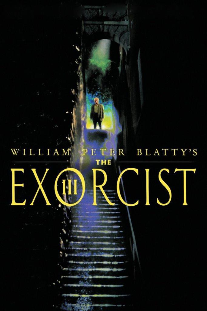 El exorcista 3 (1990) HD 1080p Latino